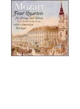 Oboe Quartet, Flute Quartet.2, 3, Etc: American Baroque