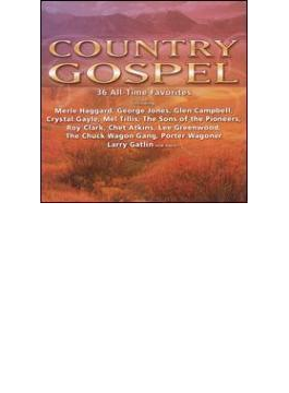 Country Gospel - 36 All-time Favorites