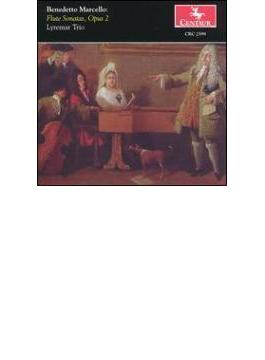 Flute Sonatas Op.2: Lyremar Trio