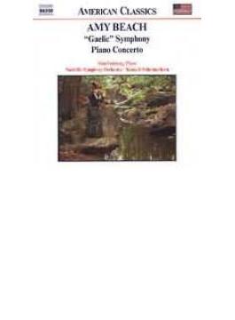 ピアノ協奏曲/交響曲「ゲーリック」 シャーマーホーン/ナッシュヴィル交響楽団/フェインバーグ