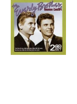 Everly Brothers Reunion...