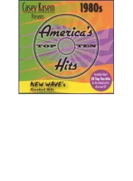 Casey Kasem Presents America'stop Ten: The 80's New Wave's Greatest