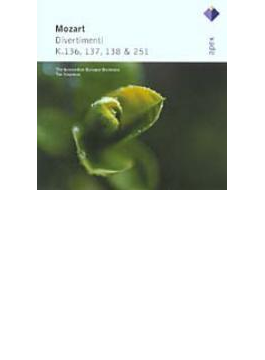 Divertimento.11, K.136, 137, 138: Koopman / Amsterdam Baroque.o