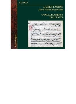 Missa Verbum Incarnatum, Etc: Flamenca / Dirk Snellings, Etc