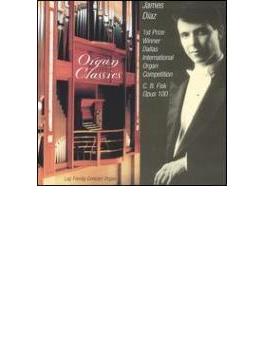James Diaz Organ Classics