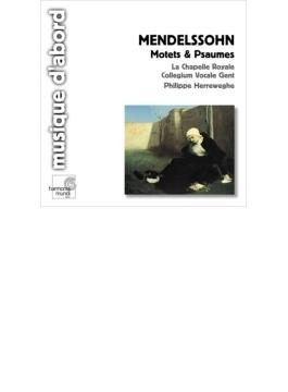"""Motets, Psalms: Herreweghe / La Chapelle Royale, Collegium Vocale"""