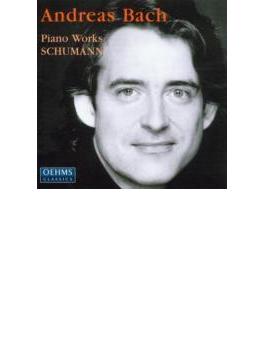 Piano Sonata, Piano Works: Andreas Bach(P)