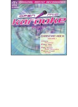 Open Mic Karaoke - Christian Pop Vol.1