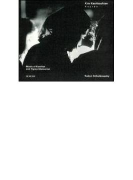 Hayren-music Of Komitas & T.mansurian カシュカシアン(Va)schulkowski(Per)