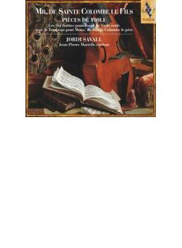 Pieces De Viole: Savall