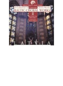 Baltic Choir Vol.4 Riga Chamber Choir Ave Sol(Mixed & Men's Chorus)