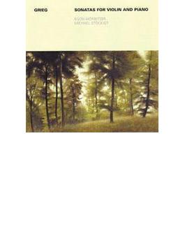 Violin Sonata.1-3: Morbitzer(Vn)stockigt(P)