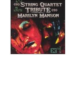 String Quartet Tribute To Marilyn Manson