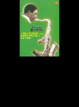 John Coltrane + Sonny Rollins