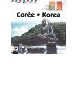 韓国の民族楽器 Coree