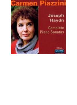 Comp.piano Sonatas: Piazzini