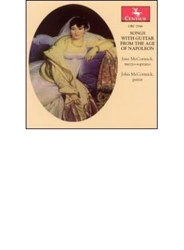 Songs With Guitar From Age Ofnapoleon: J.mccormick(Ms)j.maccormick(G)