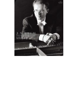 Keyboard Concerto.4, 5, 7: Kolly(P) / Mattias Musicum Ensemble +siciliano