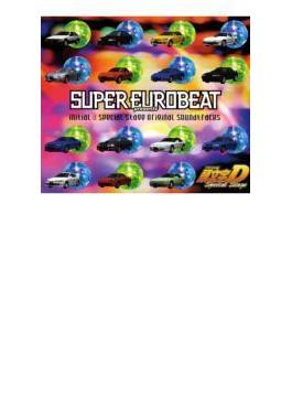 SUPER EUROBEAT presents initial d special original soundtracks 頭文字D Special Stage