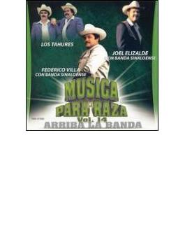 Musica Pa La Raza Vol.14 - Arriba Banda