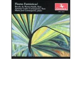 Flute Fantasticas: De Wetter-smith, A.carrasqueira(Fl)m.carrasqueira(P)