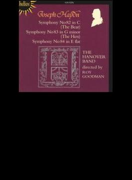 Sym.82-84: Goodman / Hanover Band