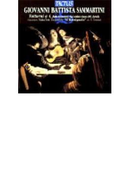 サンマルティーニ:4声のためのノットゥルノ/アンサンブル・ロッシニョーロ
