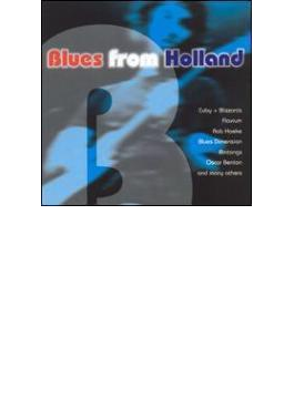 Blues From Holland Vol.1