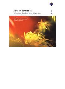 Waltzes, Polkas: Harnoncourt / Concertgebouw.o, Etc