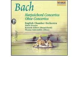 Harpsichord Concerto.1, 2, 4, 5, Oboe Concertos: Gilbert(Cemb)indermuhle(Ob