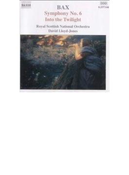 交響曲第6番/黄昏に/夏の音楽 ロイド=ジョーンズ/ロイヤル・スコティッシュ管弦楽団