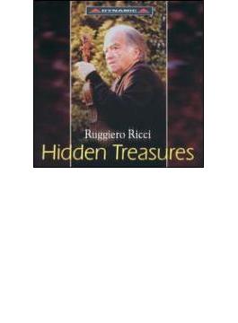Ruggiero Ricci: Hidden Tresures