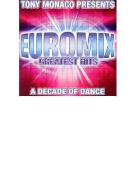 Euromix Greatest Hits - Decadeof Dance