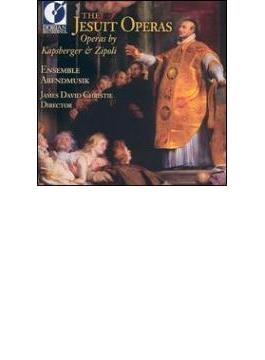 The Jesuit Operas: J.d.christie / Ensemble Abendmusik