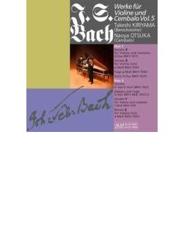 Violin Sonata.2, Sonata For Violin Solo.2, Etc : 桐山建志、大塚直哉