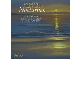 真冬の歌、夜想曲、他 レイトン&ポリフォニー