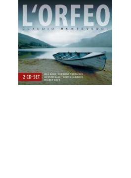 歌劇『オルフェオ』全曲 H.コッホ&ベルリン室内管弦楽団(2CD)