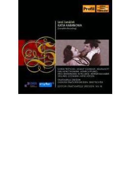『カーチャ・カバノヴァ』全曲 E.リヒター&SKD(2CD)