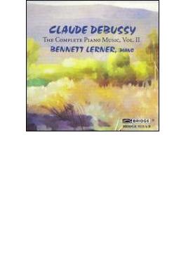 Complete Piano Works Vol.2: Lerner