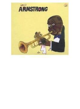 Bd Music Cabu Louis Armstrong (+book)