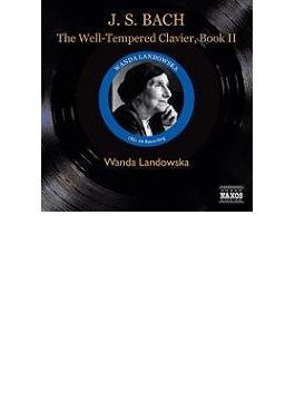 平均律クラヴィーア曲集第2巻 ランドフスカ(cemb)(3CD)