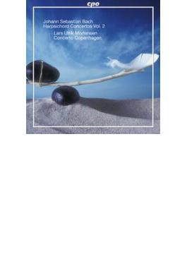 <チェンバロと弦楽のための協奏曲集2> モーテンセン/コンチェルト・コペンハーゲン