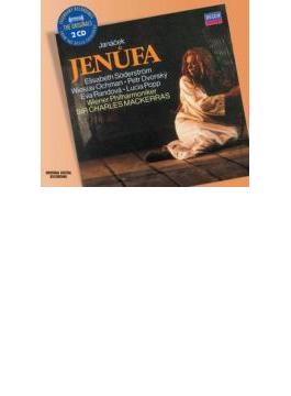 歌劇『イェヌーファ』 マッケラス&ウィーン・フィル(2CD)