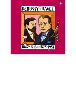 500円クラシック 10:ラヴェル&ドビュッシー