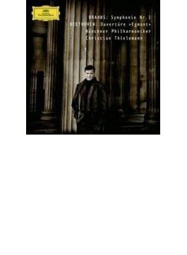 交響曲第1番、他 ティーレマン&ミュンヘン・フィル