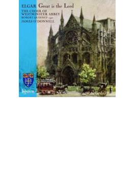 教会音楽集 オドンネル&ウェストミンスター寺院聖歌隊