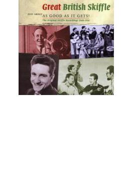 Great British Skiffle: 1948-1956