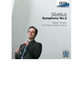 シベリウス:交響曲第2番 サカリ・オラモ&フィンランド放送交響楽団