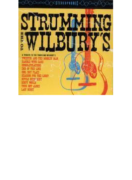 Strumming To The Wilbury's