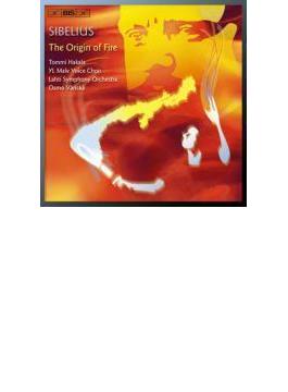 声楽付き管弦楽作品集 ヴァンスカ&ラハティ交響楽団、イール男声合唱団、他